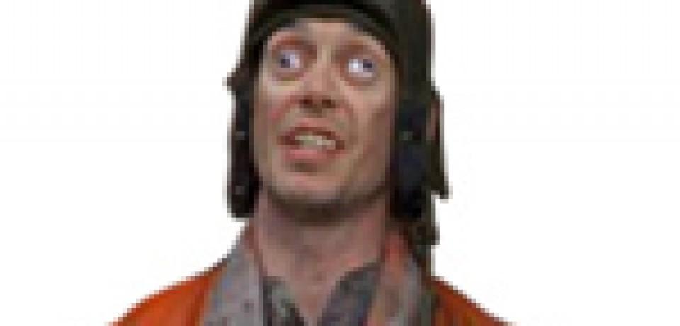Steve Buscemi Creep-O-Meter