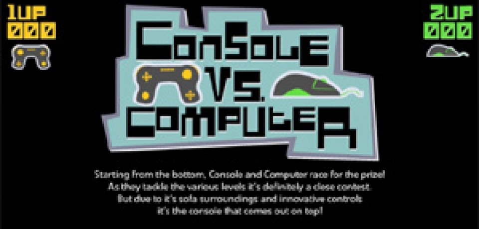Comparing Gaming Consoles to PCs