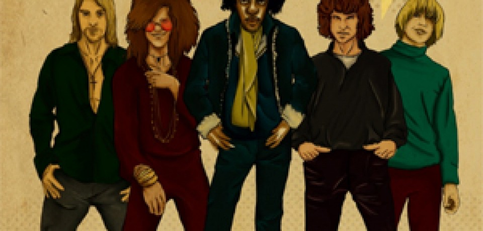 Death of a Rockstar: The 27 Club