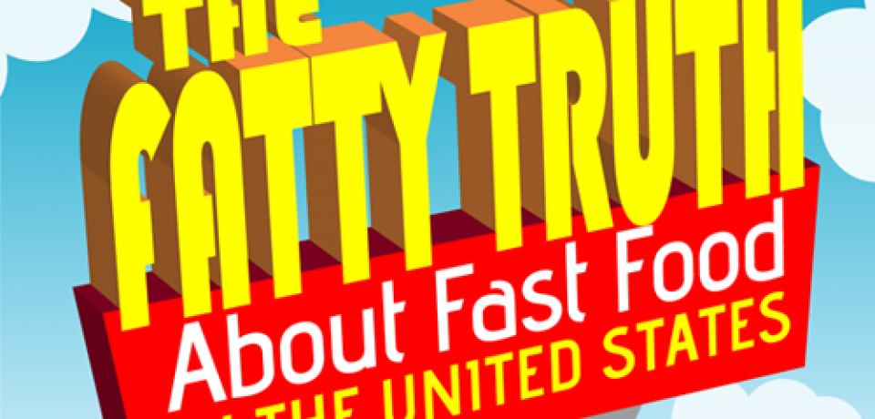 The Fatty Truth About Fast Food in the United States