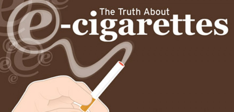 The Truth About E-Cigarettes