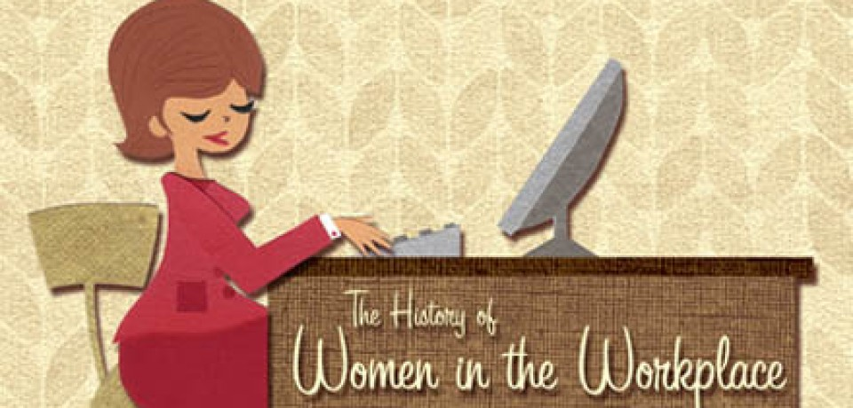 The History of Women in the Workplace