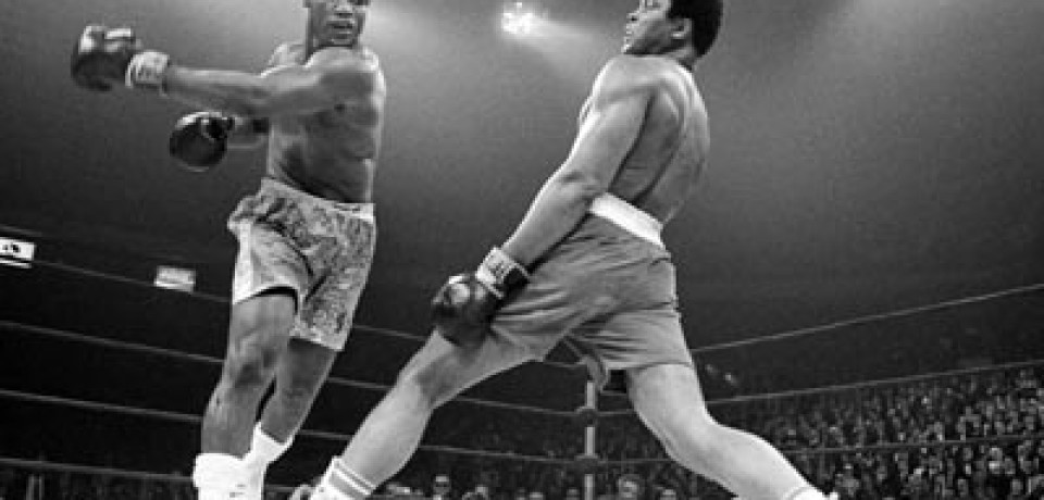 Famous Rivalries: Ali vs. Frazier
