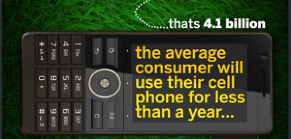 The Enviromental Impact Of Cell Phones