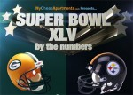 Super Bowl XLV By The Numbers