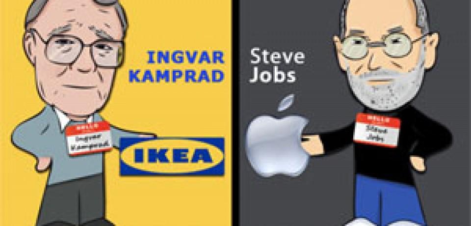 Ikea versus Apple