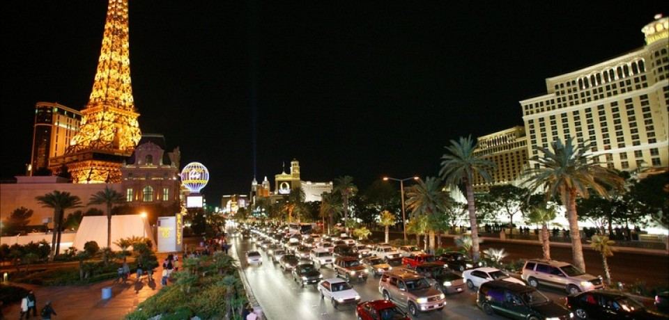 Sin City Playground and Wedding Capital of the World