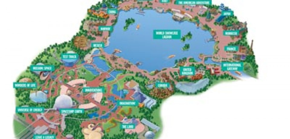 The History of Epcot Center