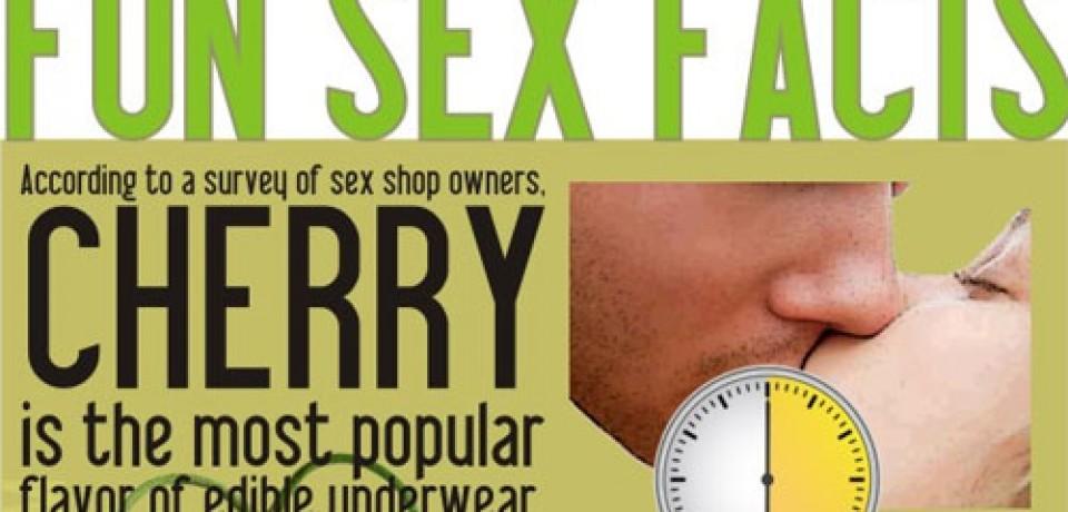Random Fun Sex Facts 91