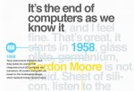 The End of the Computer as We Know It
