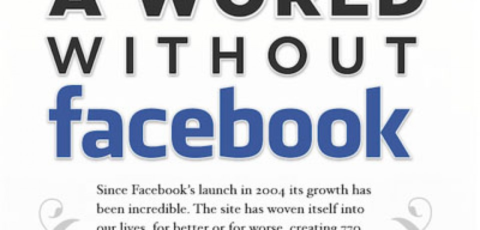 A World Without Facebook