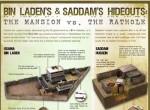 Bin Laden & Saddam Hideouts