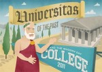 Universitas of The Past and The Modern Day College 2011