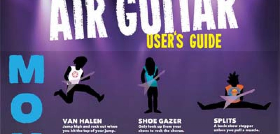 The Official Air Guitar User's Guide