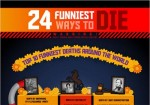 24 Funniest Ways to Die