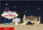 Things You Didn't Know People Do in Las Vegas (Infographic)