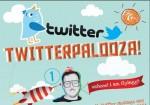 Twitterpalooza (Infographic)