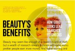 Beauty's Benefits [Infographic]