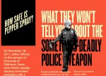 How Safe is Pepper Spray?