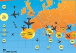 Destination Sunshine - A Travel Infographic from Airtours