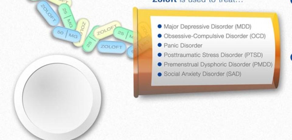 Zoloft – A Blockbuster Drug With a Black Box Warning