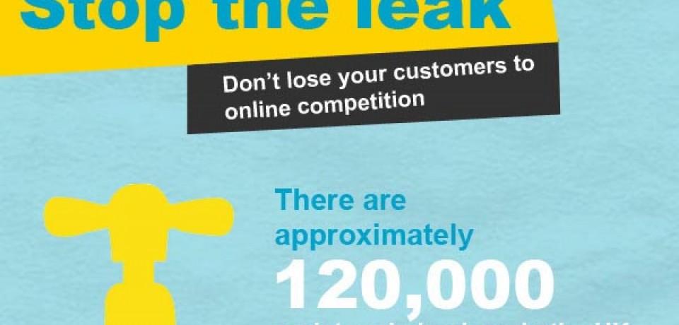 Plumbers – stop the leak