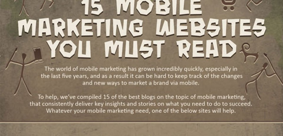 15 Mobile Marketing Websites You Must Read