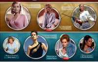 The Girls of James Bond [Infographic]