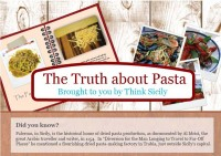 The Truth About Pasta