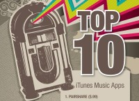 Top 10 iTunes Music Apps