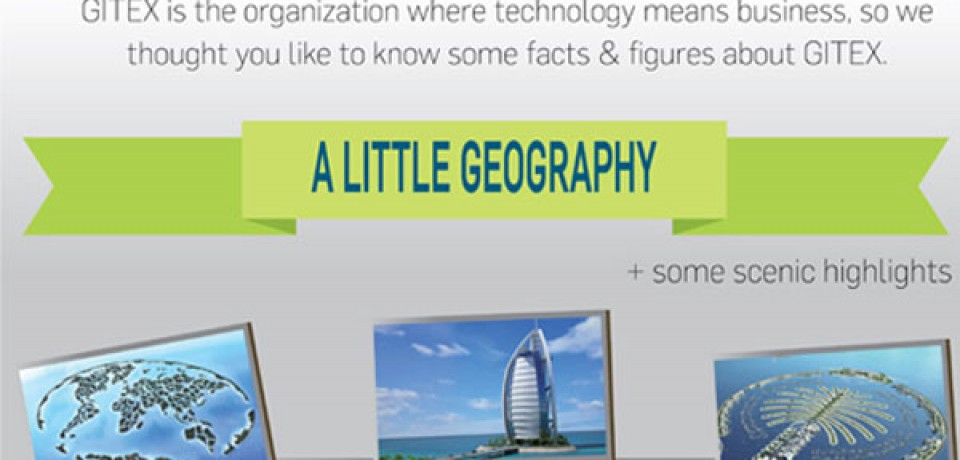 Explore GITEX Technology Week 2012