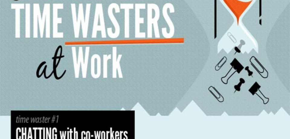 3 Common Time Wasters at Work