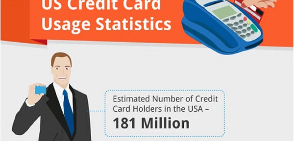US Credit Card Usage Statistics 2012
