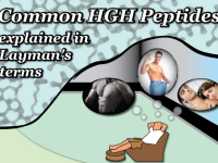 Common HGH Peptides explained in Layman's terms