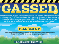Gassed: Gasoline Consumption