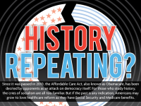 Is History Repeating Itself with Obamacare?