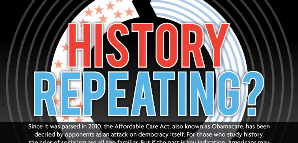 Is History Repeating Itself with Obamacare? [Infographic]