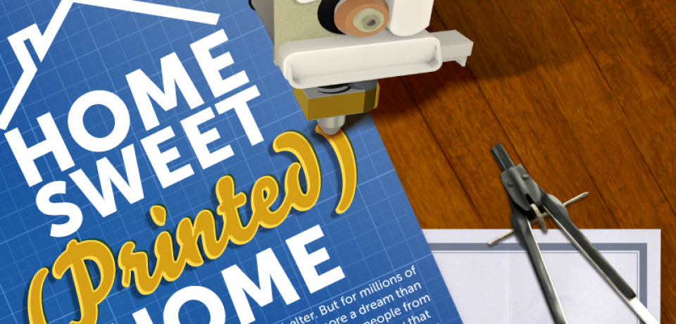 Home Sweet (Printed) Home [Infographic]