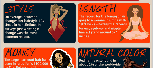 Fun Hair Facts