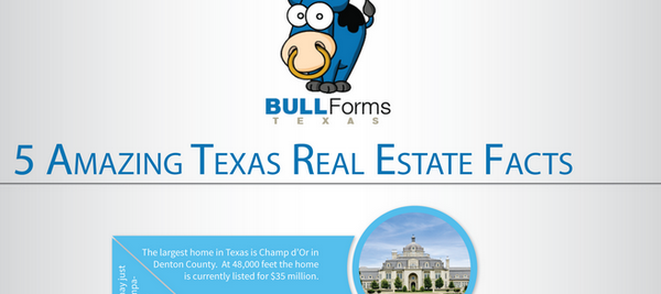Amazing Texas Real Estate Facts