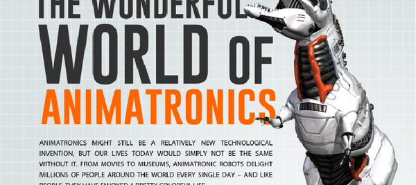 Wonderful World of Animatronics