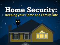 Keeping your Home & Family Safe with a Home Security System