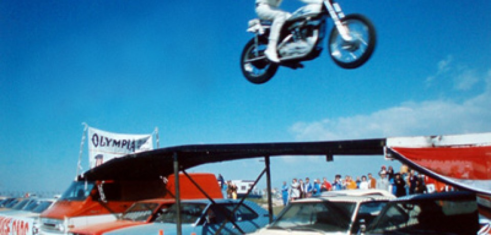 The Many Jumps of Evel Knievel