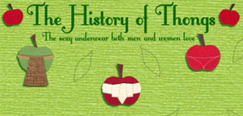 The History of the Thong