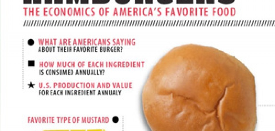 Hamburgers: The Economics of America's Favorite Food