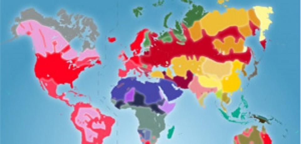 A Complex World: Language Families