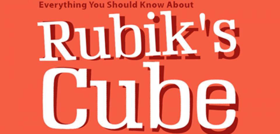 Everything You Ever Wanted to Know About Rubik's Cube