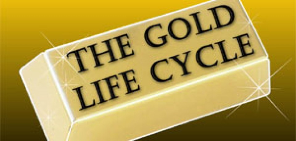 The Gold Life Cycle [Infographic]