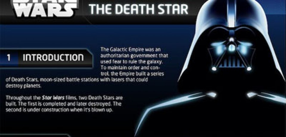 Star Wars – The Most Iconic Fictional Vehicle: The Death Star