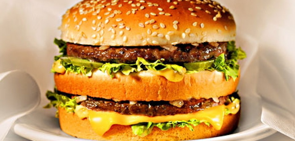 All about the Big Mac